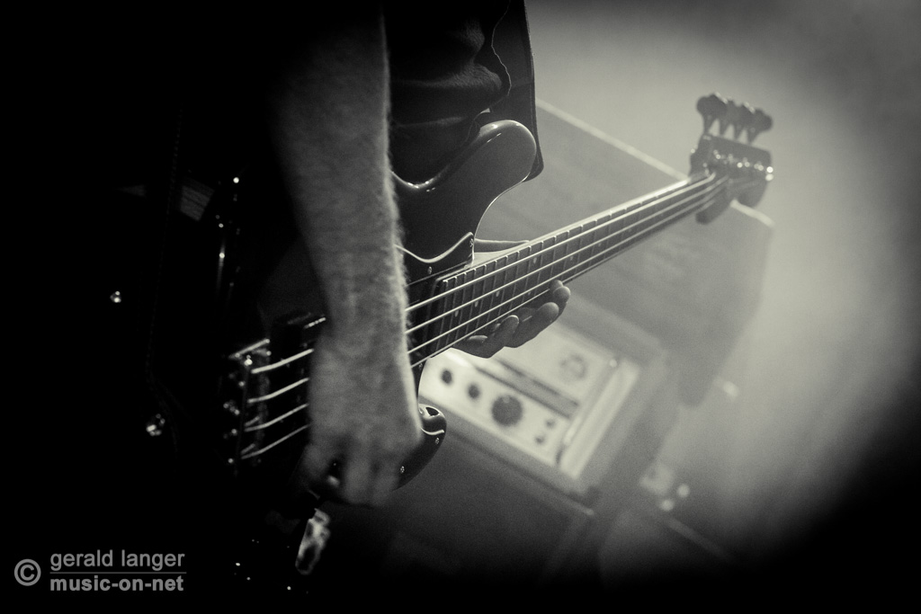 The Grounding in der Würzburger Posthalle am 13. März 2015 beim Up In Smoke - Vol. 5 - Psychedelic Roadfestival © Gerald Langer