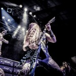 Black Label Society in der Würzburger Posthalle am 7. Juli 2015 © Gerald Langer