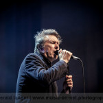 Bryan Ferry am 27. September 2015 in der Meistersingerhalle in Nürnberg - Foto © Gerald Langer